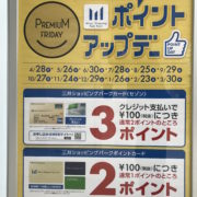 三井ショッピングカードポイントアップ