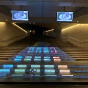 階段LEDメディア