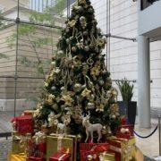 赤坂bizタワーのクリスマス