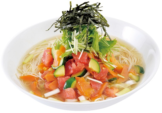野菜マシマシ美肌麺