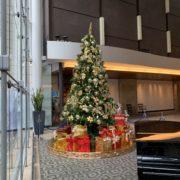 bizクリスマスツリー